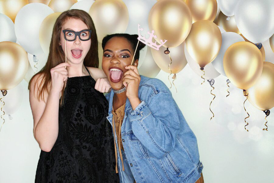 Image of Selfie Booth for Birthday Party