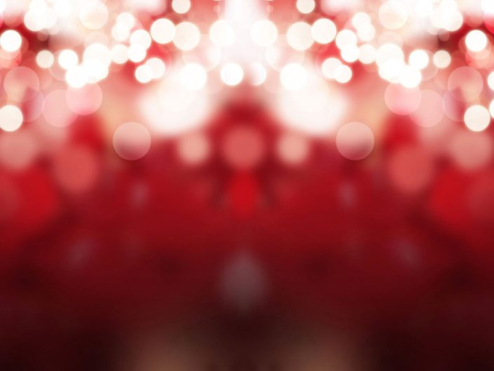 Image of Blurred lights background