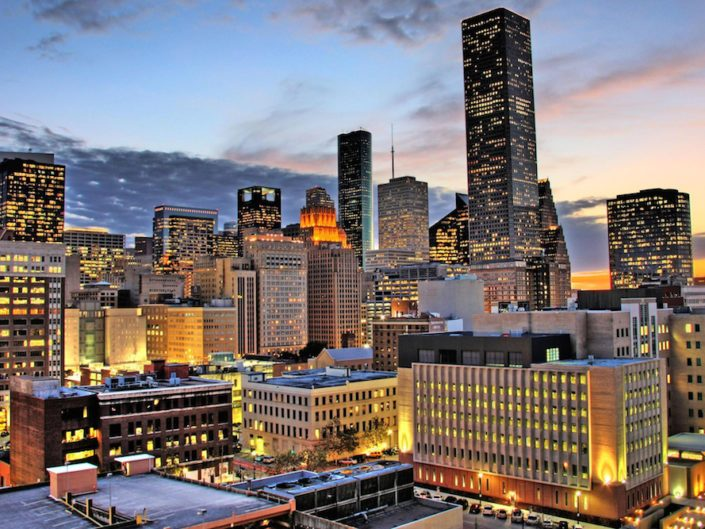 Image of Houston background