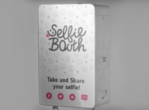 Image of Your logo and branding on booth